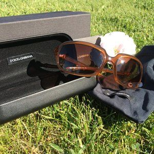 Dolce & Gabbana D&G 2192 Polarized Sunglasses